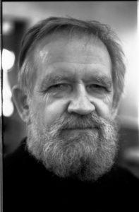 Arne Säll, poet, Nyköping, Sverige | Portätt till bokomslag