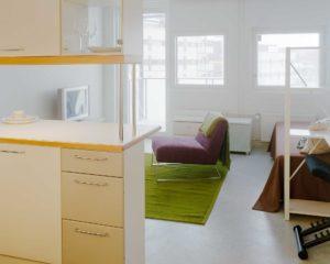 Bostads Ab Majstrandsgården, Helsngfors, Finland | Studentvåning