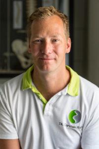Praxis Dr. Med. Carsten Rötter, Luststadt, Tyskland | Porträtt till webbsida
