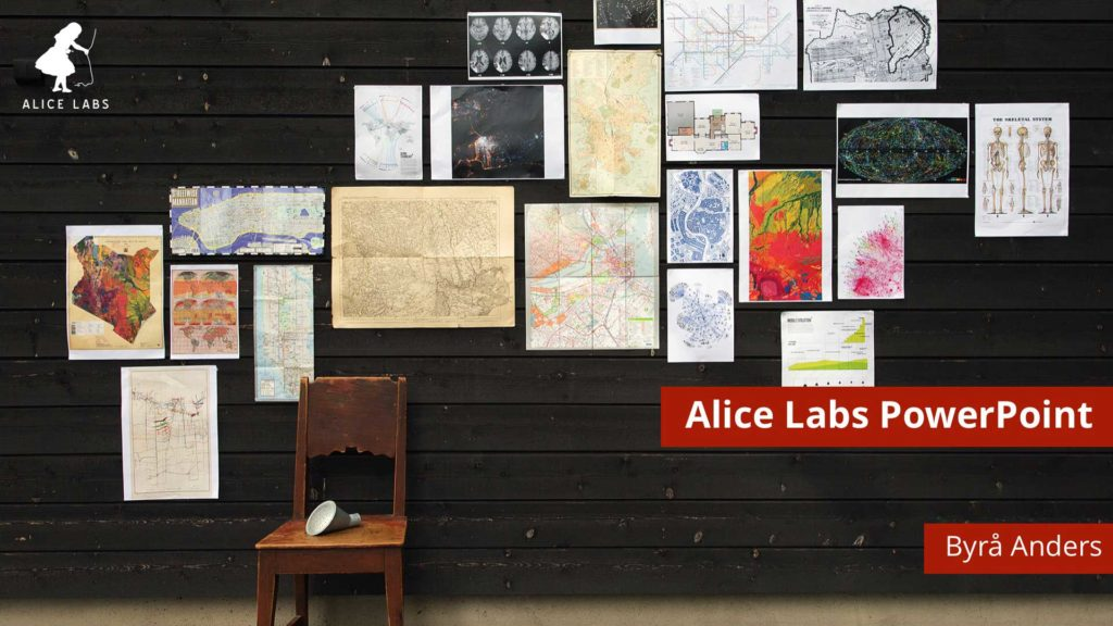 PowerPoint mall | Alice Labs oy, Finland