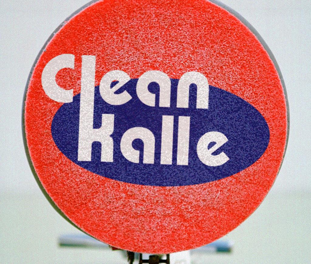 Aktualisierung von Design des Logos | Clean Kalle, Finnland