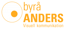 Byrå Anders - visuell kommunikation